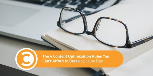 The 4 Content Optimization Rules You Can't Afford to Break
