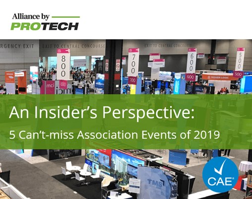 Protech Associates' Charlie Sapienza, a frequent attendee at most major association events, will reveal the ones he thinks will give association executives and professionals the best return on investment.