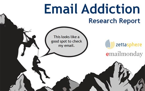 Email Addiction Report – Research on Email Marketing Attitude and Behavior