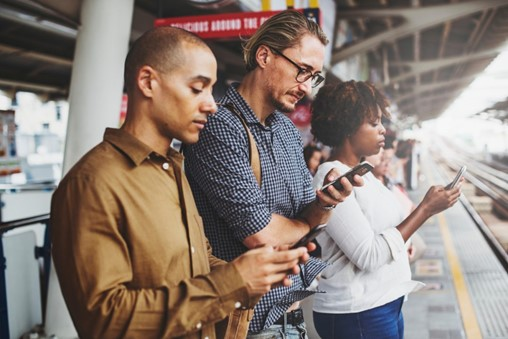 so many people are connected to their phones, and engaging online, which is why your association's social media presence is more important than ever