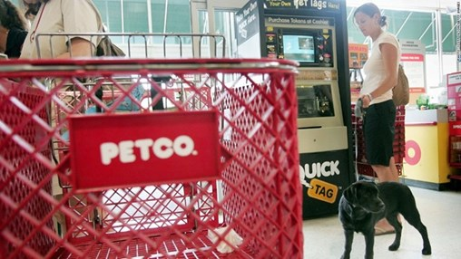 Petco has pulled all Chinese pet treats from stores